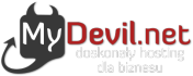 logo hostingu MyDevil